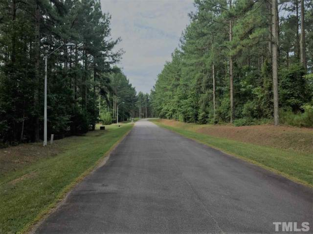 0 Pine Wood Road, Middlesex, NC 27557 (#2245237) :: Dogwood Properties