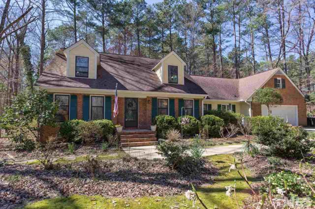 135 Cedar Hills Circle, Chapel Hill, NC 27514 (#2245254) :: M&J Realty Group