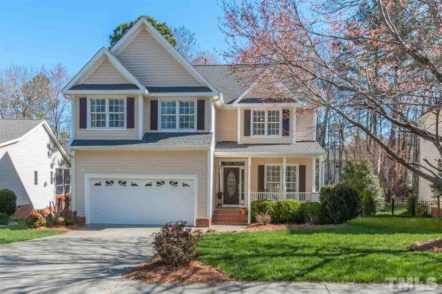 228 Longbourn Drive, Wake Forest, NC 27587 (#2245278) :: The Jim Allen Group