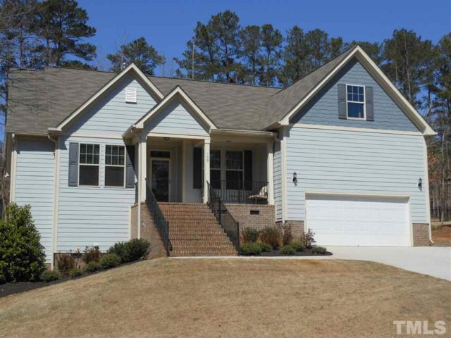 109 Blue Heron Drive, Youngsville, NC 27596 (#2245333) :: The Perry Group