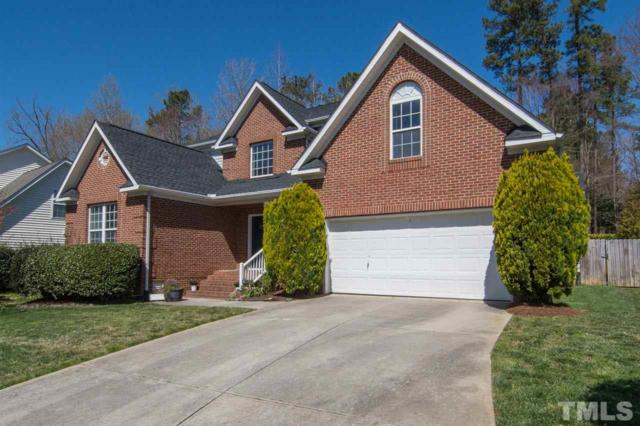 302 New Parkside Drive, Chapel Hill, NC 27516 (#2245337) :: The Perry Group