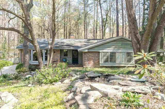 928 Northbrook Drive, Raleigh, NC 27609 (#2245355) :: The Perry Group
