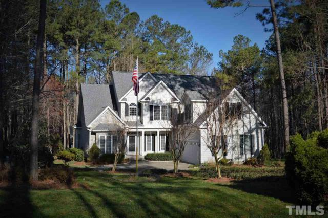 75 Woodcroft Drive, Youngsville, NC 27596 (#2245406) :: The Jim Allen Group