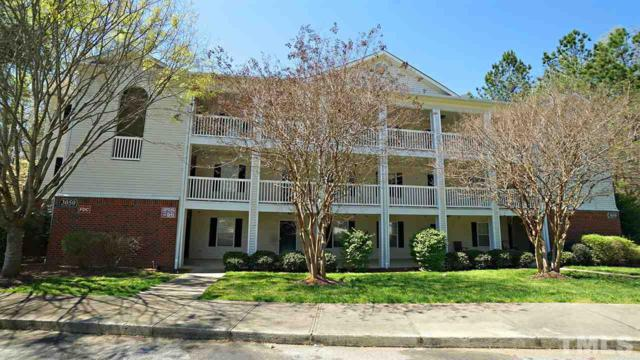 3050 Trailwood Pines Lane #204, Raleigh, NC 27603 (#2245408) :: The Perry Group
