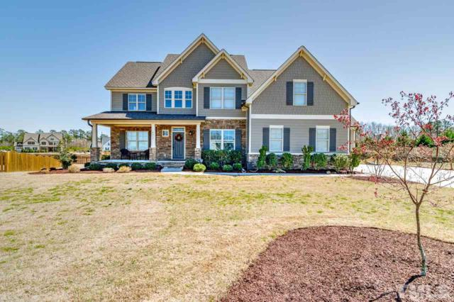4613 Sharpecroft Way, Holly Springs, NC 27540 (#2245409) :: The Perry Group