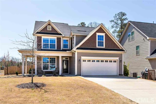 101 Ladys Mantle Lane, Holly Springs, NC 27540 (#2245446) :: The Perry Group