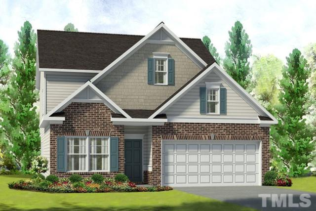 100 Covington Chase Court #41, Garner, NC 27529 (#2245521) :: The Perry Group