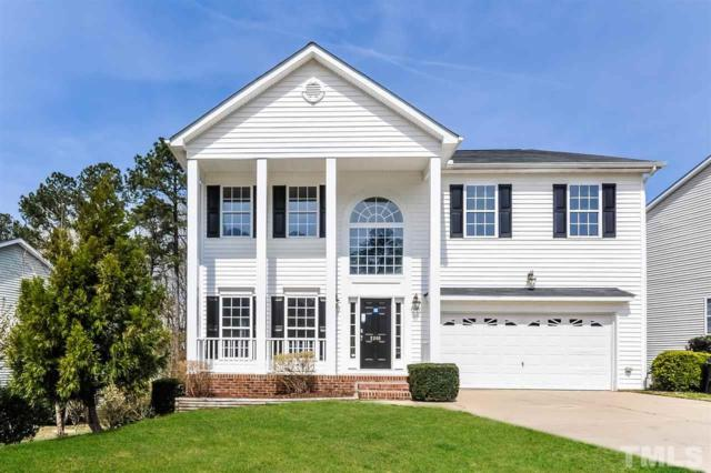 2300 Pilot Mountain Court, Apex, NC 27502 (#2245571) :: The Perry Group