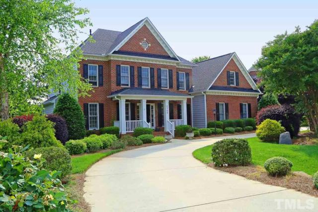 3705 Wesley Ridge Drive, Apex, NC 27539 (#2245573) :: The Perry Group
