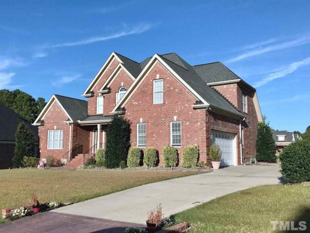 36 Tudor Way, Angier, NC 27501 (#2245621) :: The Perry Group