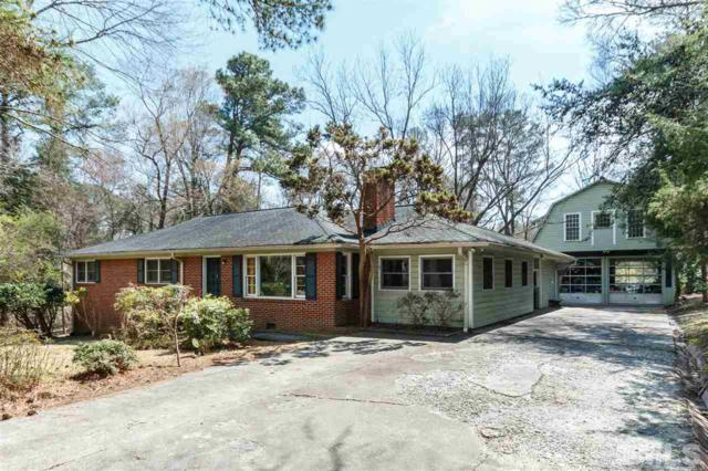 265 Severin Street, Chapel Hill, NC 27516 (#2245652) :: Real Estate By Design