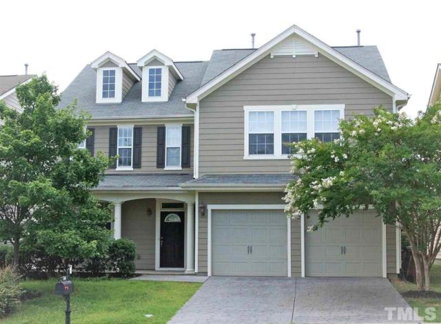 509 Front Ridge Drive, Cary, NC 27519 (#2245692) :: The Perry Group