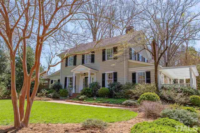 428 Westwood Drive, Chapel Hill, NC 27516 (#2245755) :: The Perry Group