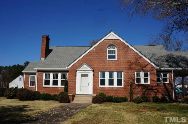 405 S Walnut Street, Spring Hope, NC 27882 (#2245843) :: The Perry Group
