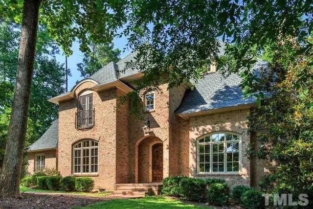 5500 Spring House Lane, Chapel Hill, NC 27516 (#2245879) :: M&J Realty Group