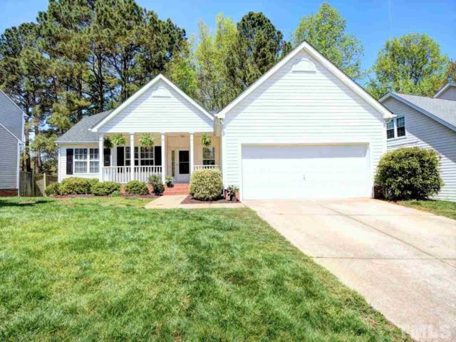 217 Arbor Creek Drive, Holly Springs, NC 27540 (#2245964) :: The Perry Group