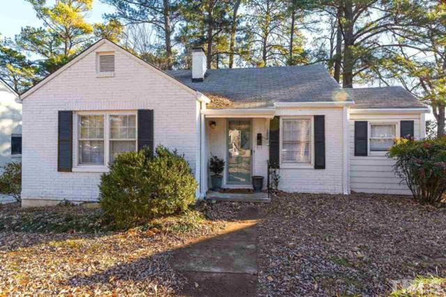 1808 Hilton Street, Raleigh, NC 27608 (#2246014) :: Dogwood Properties