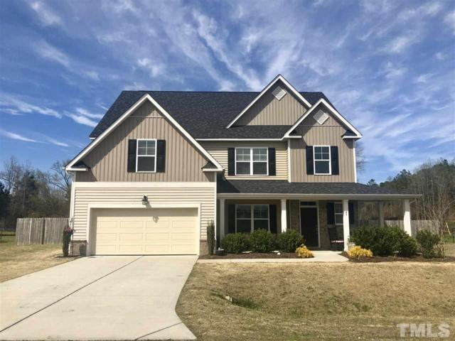 45 Red Angus Drive, Smithfield, NC 27577 (#2246069) :: The Perry Group