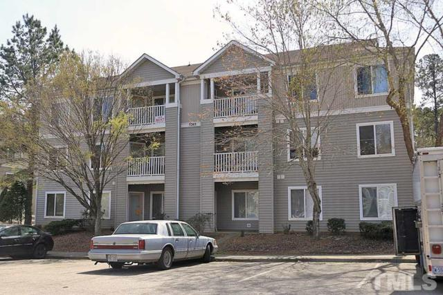 1341 Crab Orchard Drive #001, Raleigh, NC 27606 (#2246097) :: The Jim Allen Group