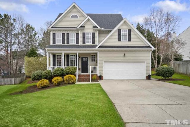3009 Cumberland Gap Court, Apex, NC 27523 (#2246123) :: The Perry Group