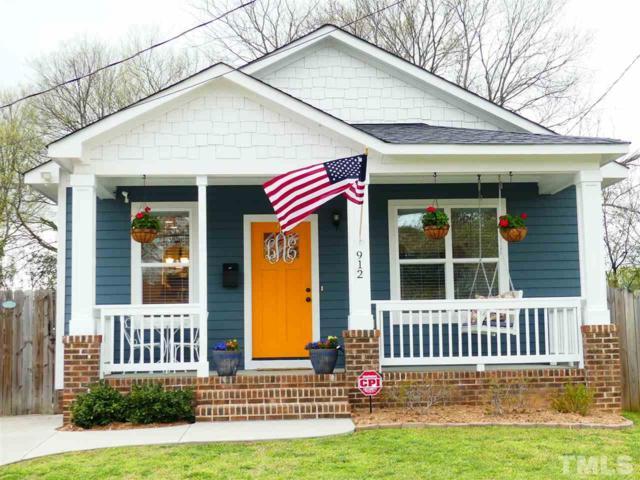 912 S East Street, Raleigh, NC 27601 (#2246140) :: Dogwood Properties