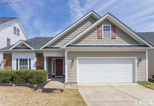1133 Dexter Ridge Drive, Holly Springs, NC 27540 (#2246158) :: The Perry Group