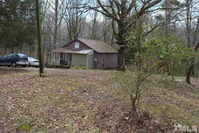 1535 Nc 42 Highway, Goldston, NC 27252 (#2246176) :: Morgan Womble Group