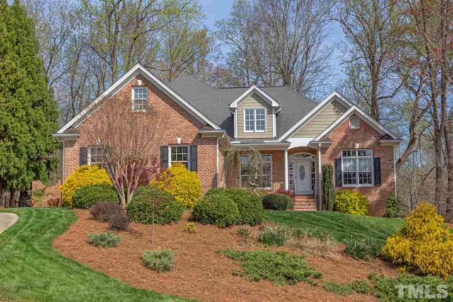 330 Mountain Laurel Drive, Chapel Hill, NC 27517 (#2246189) :: Raleigh Cary Realty