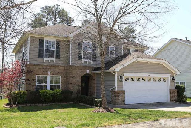 106 Woodtrellis Court, Durham, NC 27703 (#2246202) :: The Perry Group