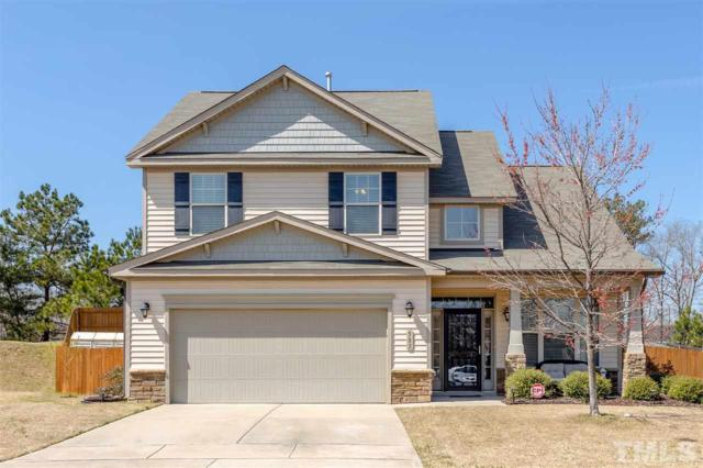 583 Codie Reed Court, Holly Springs, NC 27540 (#2246327) :: The Perry Group