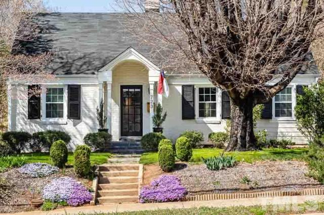 723 E Whitaker Mill Road, Raleigh, NC 27608 (#2246328) :: The Perry Group