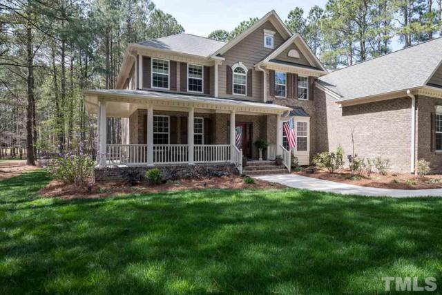 5549 Creek Pine Drive, Wake Forest, NC 27587 (#2246382) :: The Perry Group