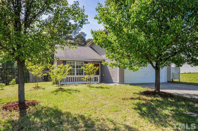 105 Big Leaf Way, Durham, NC 27704 (#2246414) :: Real Estate By Design