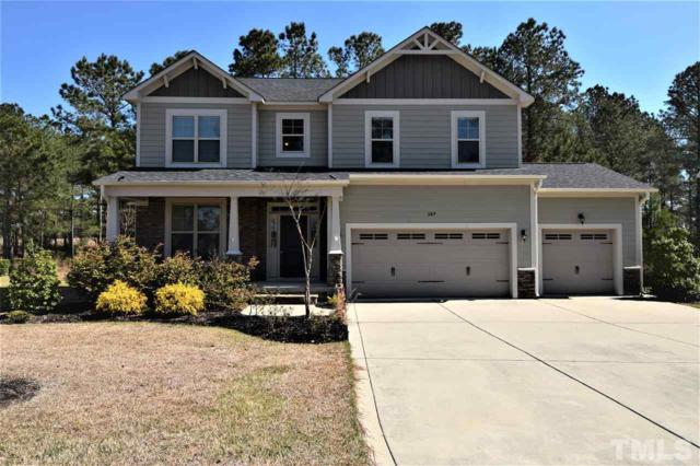 387 Rolling Pines Drive, Spring Lake, NC 28390 (#2246425) :: The Perry Group