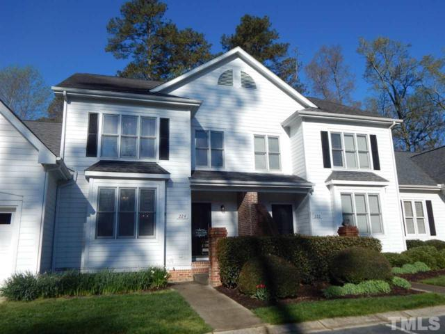 224 Vinca Circle, Cary, NC 27513 (#2246499) :: The Perry Group