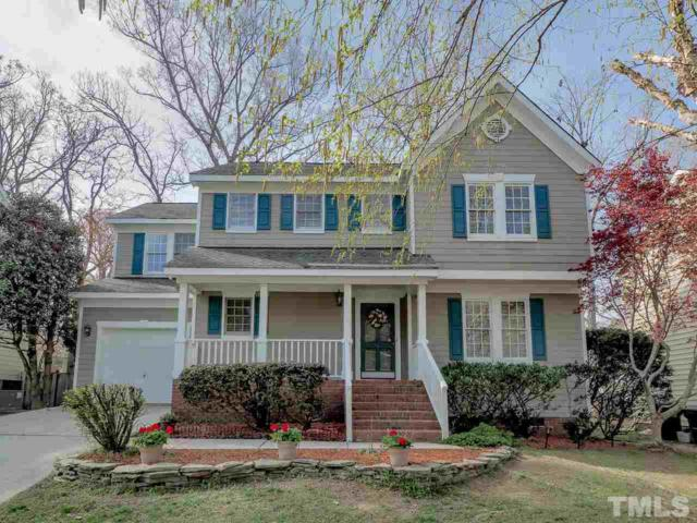 209 Mint Hill Drive, Cary, NC 27519 (#2246535) :: Raleigh Cary Realty