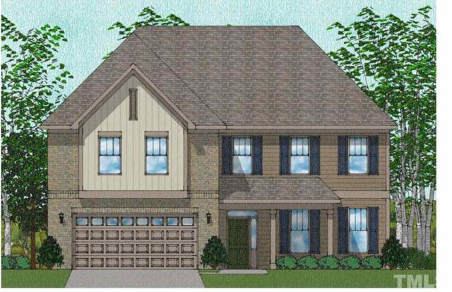 2909 Thurman Dairy Loop Lot 37, Wake Forest, NC 27587 (#2246544) :: Raleigh Cary Realty