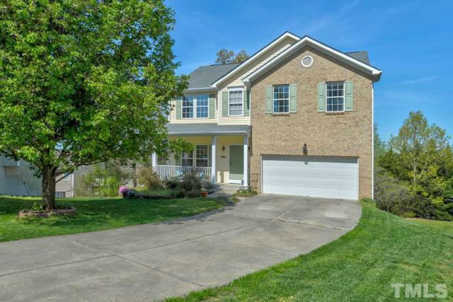 8821 Cochran Court, Wake Forest, NC 27587 (#2246552) :: The Perry Group