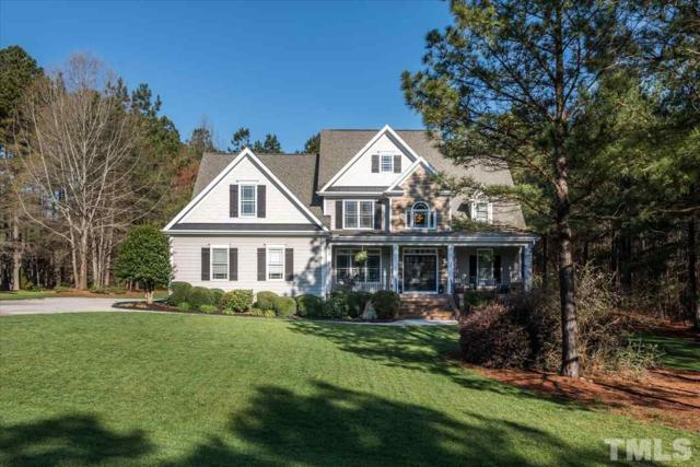 125 Rivers Edge Drive, Youngsville, NC 27596 (#2246609) :: The Perry Group