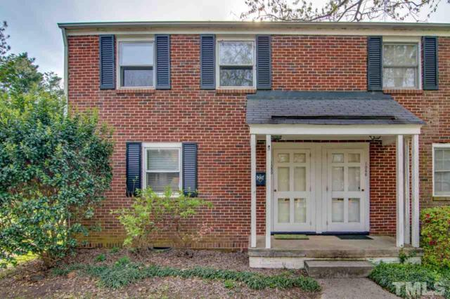 1050 Nichols Drive #1, Raleigh, NC 27605 (#2246777) :: The Perry Group