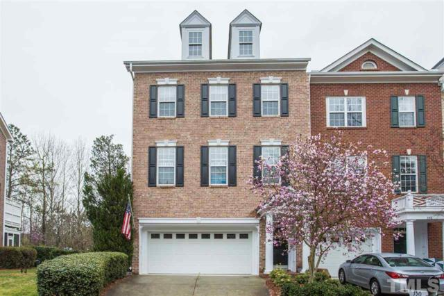 350 Bridgegate Drive, Cary, NC 27519 (MLS #2246781) :: The Oceanaire Realty