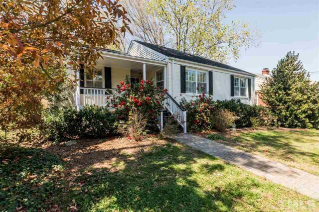 1201 Mitchell Street, Raleigh, NC 27607 (#2246858) :: Dogwood Properties
