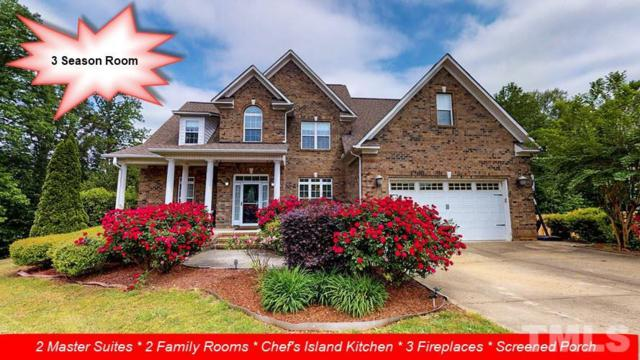 614 River Knoll Drive, Clayton, NC 27527 (#2246866) :: Marti Hampton Team - Re/Max One Realty