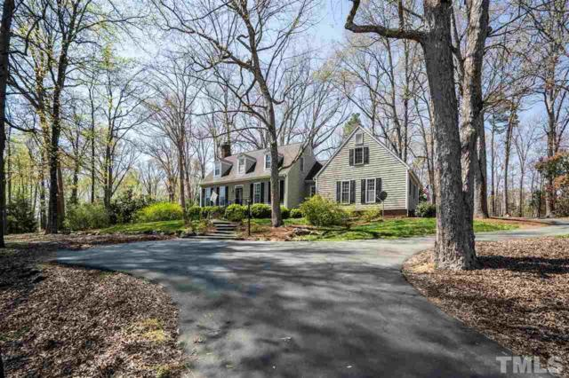 1516 Arboretum Drive, Chapel Hill, NC 27517 (#2246870) :: The Perry Group