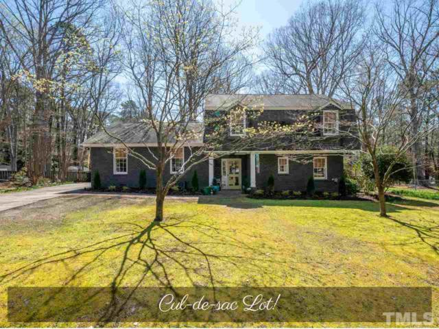 7504 Gala Court, Raleigh, NC 27615 (#2246900) :: The Perry Group