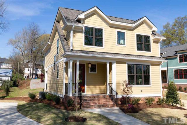 1307 Filmore Street, Raleigh, NC 27605 (#2246929) :: Dogwood Properties