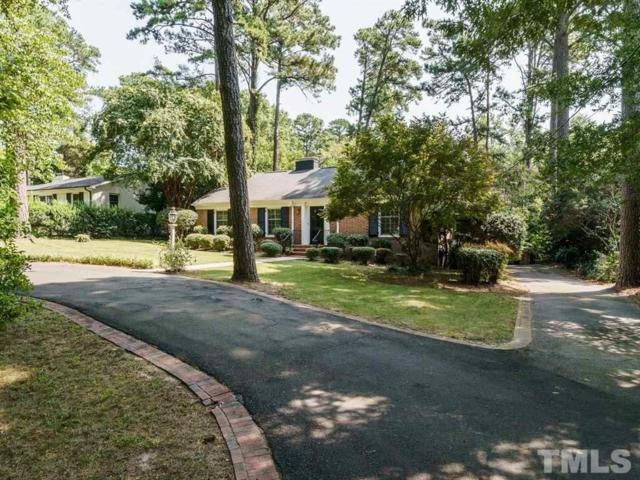 3208 Craven Drive, Raleigh, NC 27609 (#2246991) :: The Jim Allen Group