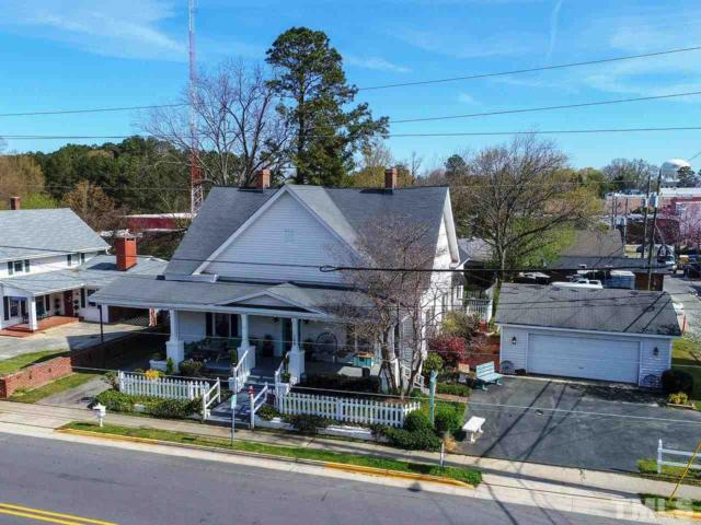 104 W Chatham Street, Apex, NC 27502 (#2247005) :: The Perry Group