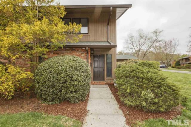 308 Oak Tree Drive #308, Chapel Hill, NC 27517 (#2247079) :: The Perry Group