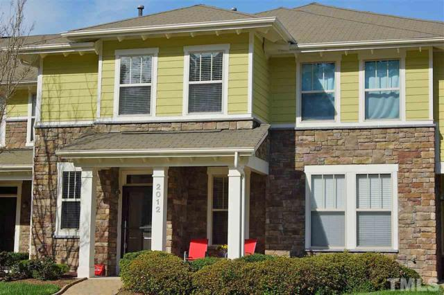 2012 Freeport Drive, Cary, NC 27519 (#2247094) :: The Perry Group